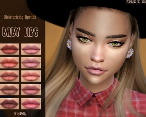 Moisturizing lipstick by ANGISSI