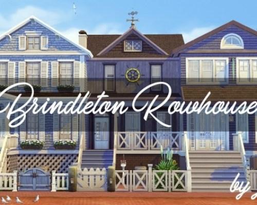 Brindleton Rowhouses