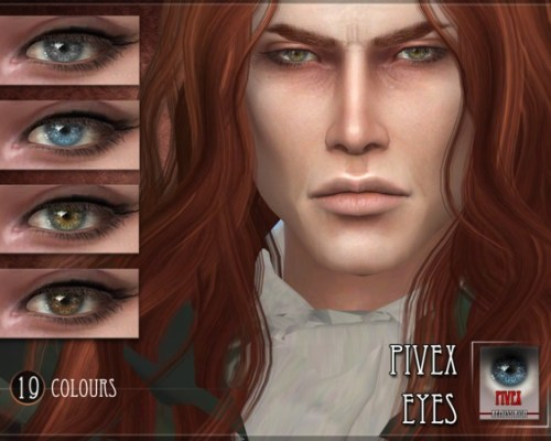 pIVEX eyes by RemusSirion
