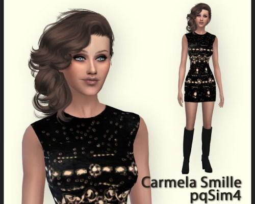 Carmela Smille