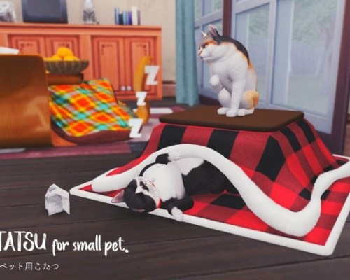 KOTATSU for small pet