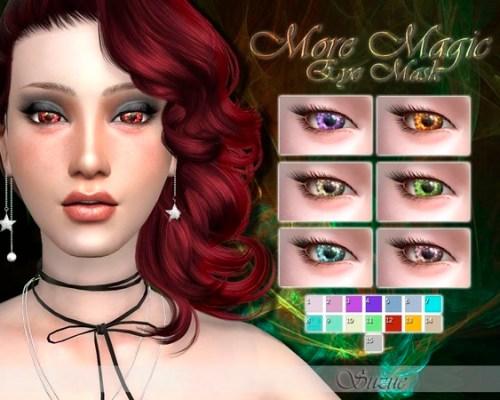 More Magic Eyes N2 by Suzue