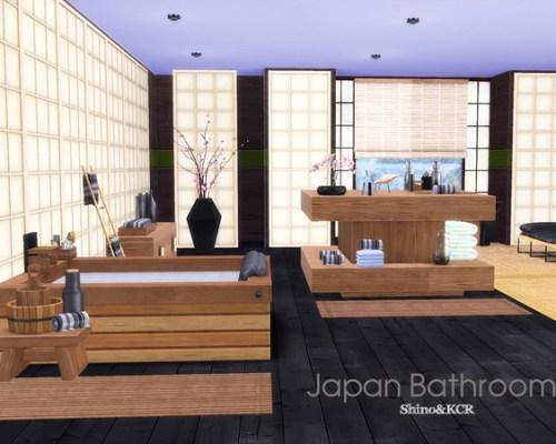 Japan Bathroom by ShinoKCR