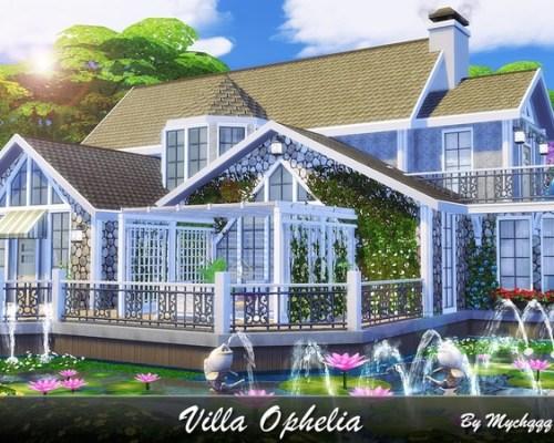 Villa Ophelia by MychQQQ