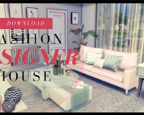 Fashion Designer Modern House