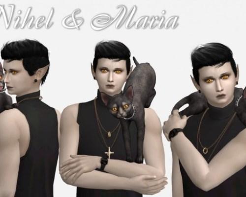 Nihel & Maria