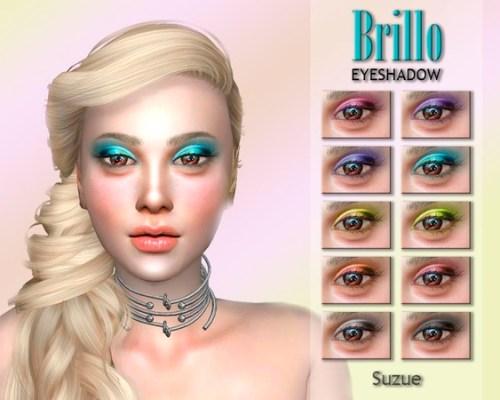Brillo Eyeshadow N1 by Suzue