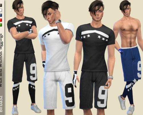 Sport uniform by Birba32