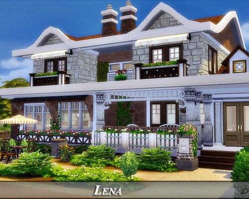 Lena small house by Danuta720