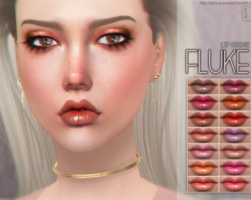 Fluke Lip Colour by Screaming Mustard