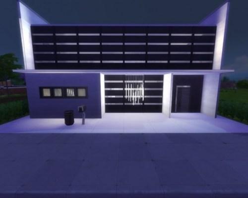 Las Arenas Modern House by LetrixAR