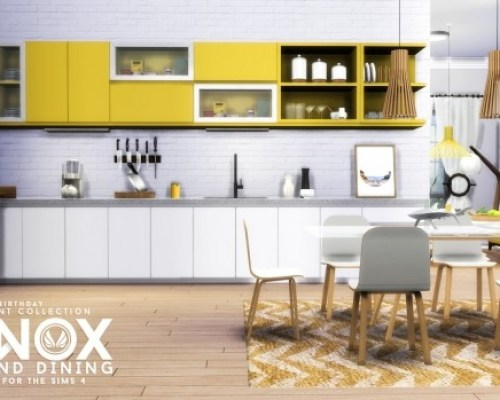 Lennox Kitchen And Dining Set