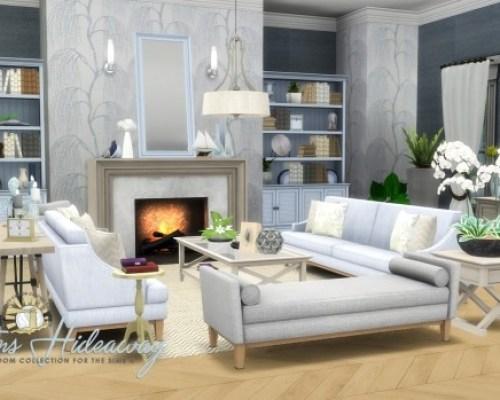 Hamptons Hideaway Living Room Set