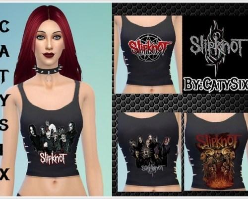 Slipknot Tank Tops