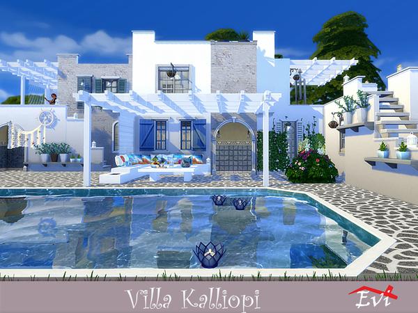 Villa Kalliopi By Evi