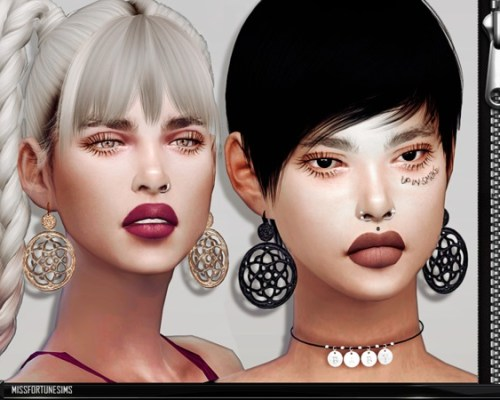 MFS Breanna Earrings by MissFortune