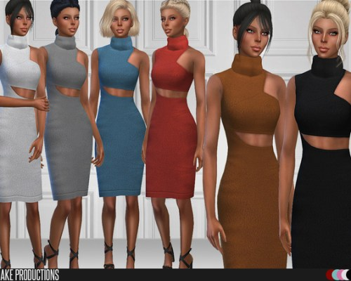 87 Knit Dress by ShakeProductions