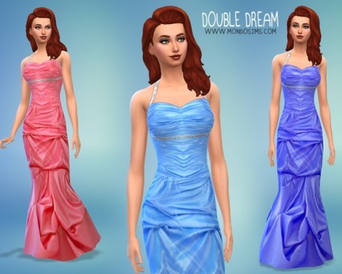 Double Dream gown by Simone