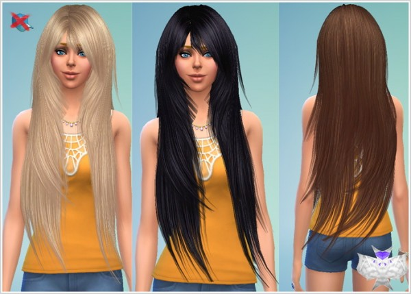 Sims 4 Hairstyle Archives • Page 3 Of 16 • Sims 4 Downloads