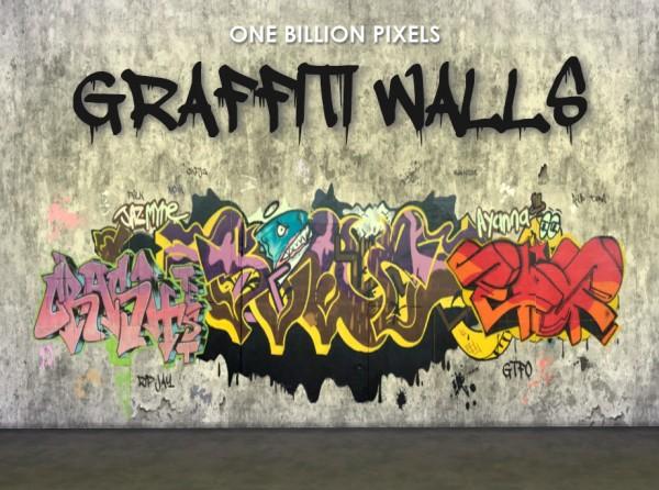 Grunge Girl Wallpaper One Billion Pixels Seamless Graffiti Amp Grunge Walls