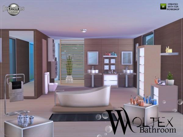 Sims 4 Badezimmer Cc