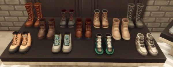 JS Boutique Shoes for Sale part 2  Sims 4 Downloads