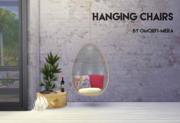 hanging chair the sims 4 design engineering peach and her pan chairs downloads