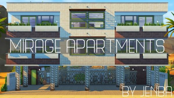 Jenba Sims Mirage Apartments