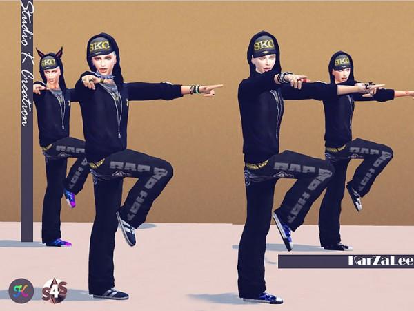 Studio K Creation: Funny Poses Set • Sims 4 Downloads