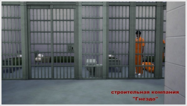 Sims 3 by Mulena Police station number 2  Sims 4 Downloads