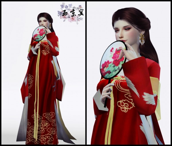 Flower Chamber Anciet poses set 2  Sims 4 Downloads