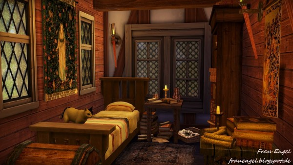 Frau Engel Witch House Sims 4 Downloads