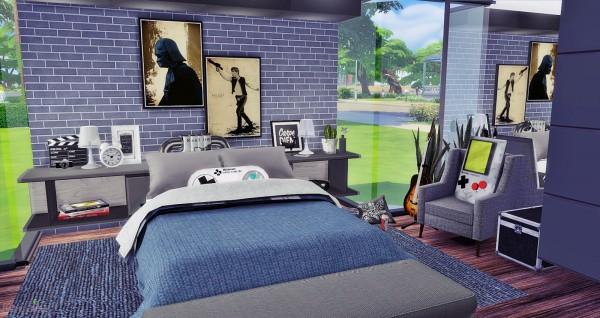 Boy Bedroom Set