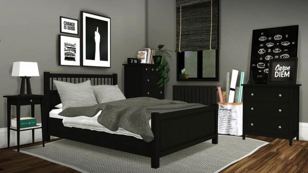 MXIMS IKEA Hemnes  Sims 4 Downloads