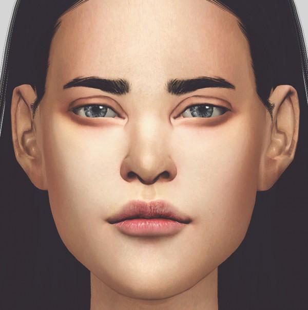 Sims 4 skin overlay cc