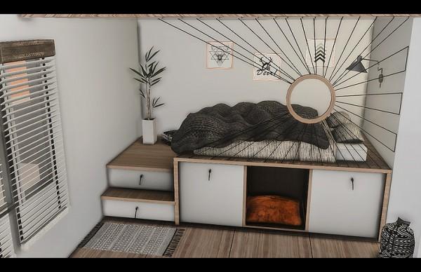 Blooming Rosy Tilda S Bedroom Sims 4 Downloads