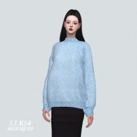 SIMS4 Marigold: M Sweater  Sims 4 Downloads