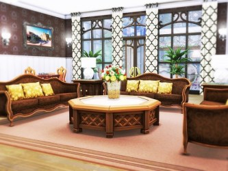 The Sims Resource: Practical Magic House by MychQQQ • Sims 4 Downloads
