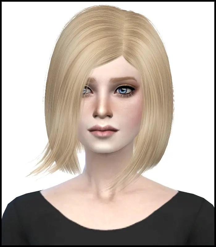 Sims 4 Hairs  Simista David Converted Hair Retexture