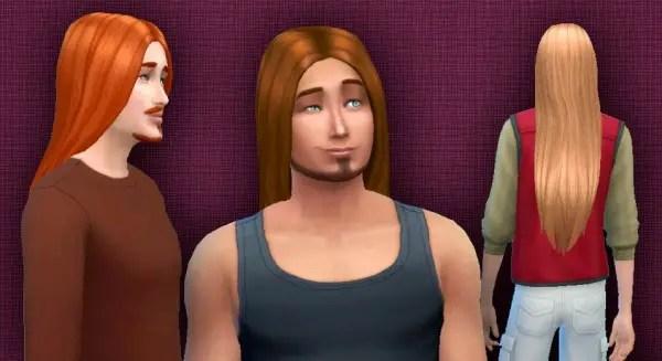 Sims 4 Hairs Mystufforigin Dream Hair Version2