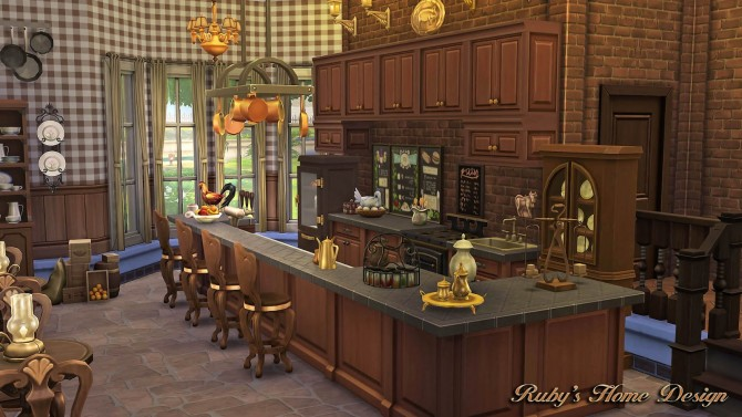 Grannys Kitchen lot by Ruby Red at Rubys Home Design
