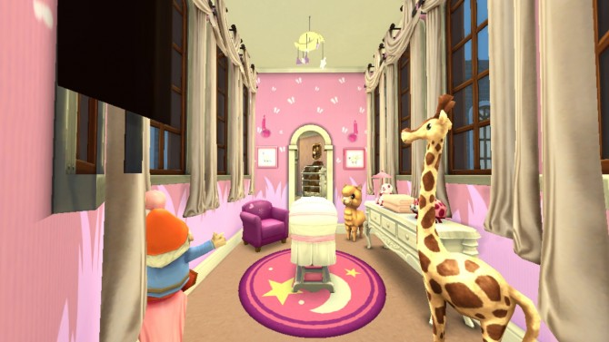 nursery  Sims 4 Updates  best TS4 CC downloads