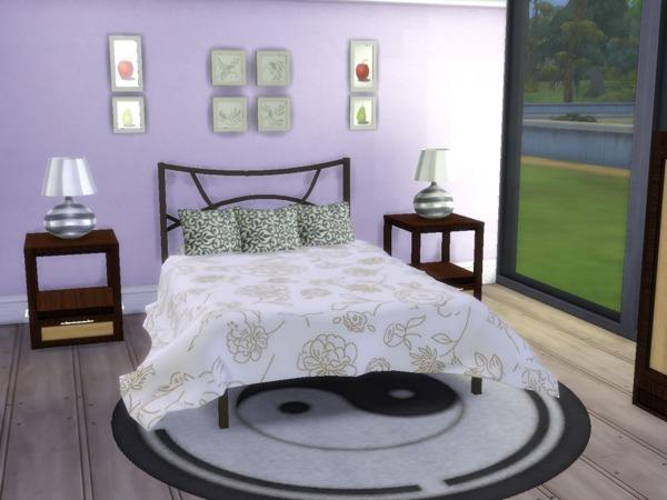 Bedroom Elza by paulopaulol at TSR  Sims 4 Updates
