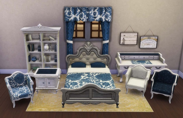 Ooh La La Collection at Kitkats Simporium  Sims 4 Updates