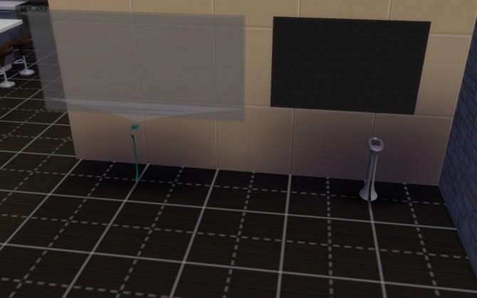 Dixie flatscreen hologram ts3 conversion by g1g2 at Mod