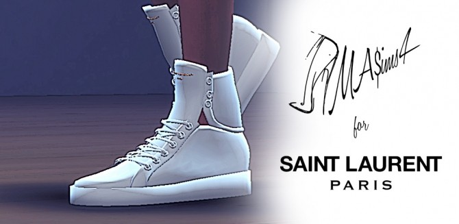 Sims 4 high tops downloads  Sims 4 Updates