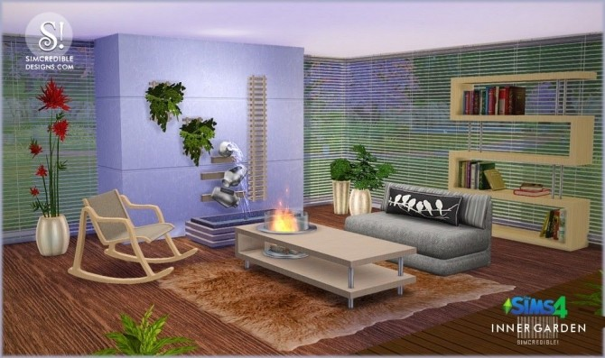 american flag chair ikea strandmon covers inner garden outdoor set at simcredible! designs 4 » sims updates