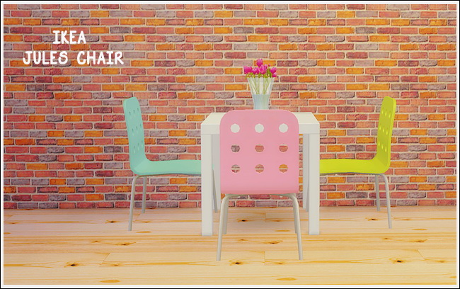ikea jules chair swing dragon mart at lina cherie sims 4 updates