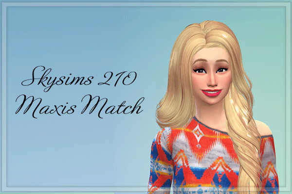 Maxis match hair retextures at Amarathinee  Sims 4 Updates