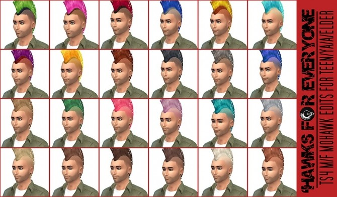 colored kitchen appliances ikea hardware mohawk conversion at jorgha haq » sims 4 updates